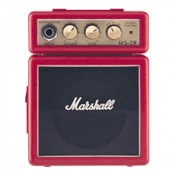 Marshall MS-2 Red Micro Amp