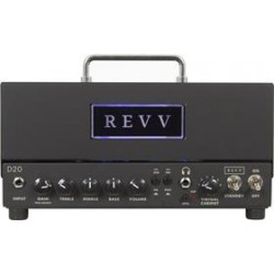 Revv D20 Lunchbox Tube Amp