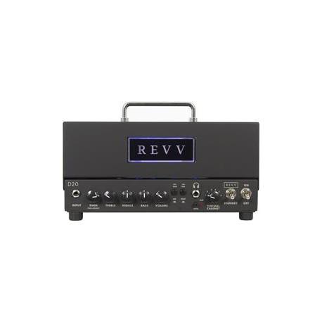 Revv D20 Lunchbox Tube Amp