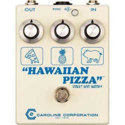 Caroline Hawaiian Pizza Fuzz
