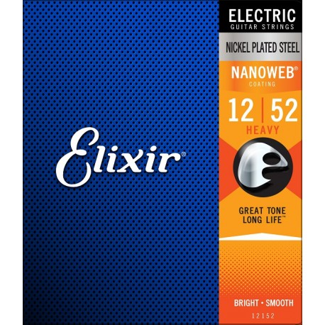 Elixir Electric Nanoweb Heavy