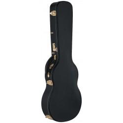 Rockcase Standard Hollow Body Guitar Case Black