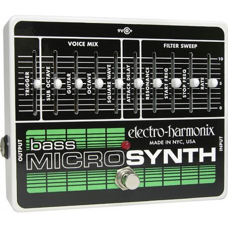 Electro Harmonix Bass Microsynth