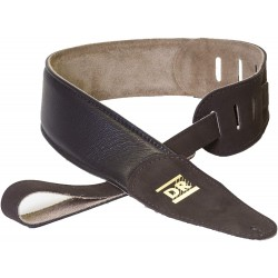 DR Strings 500BK Butter Soft Leather Strap
