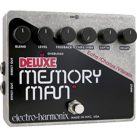Electro Harmonix Deluxe Memory Man 550ms