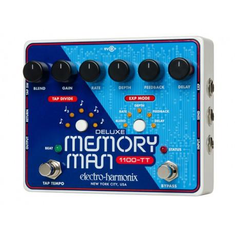 Electro Harmonix Deluxe Memory Man 1100ms