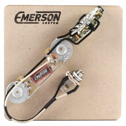 Emerson Custom 3-way Telecaster Pre-wired Kit