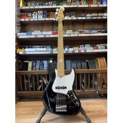 American Standard Jazz Bass V MN Black 2014
