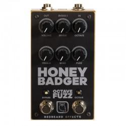Redbeard Effects Honey Badger Octave Fuzz
