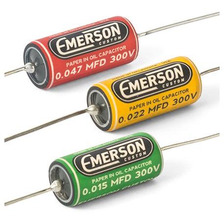 Emerson Custom 0.047UF 300V Paper In Oil Tone Capacitor