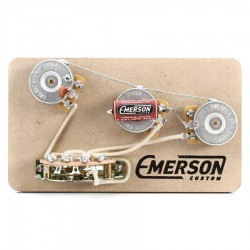 Emerson Custom 5-Way Strat Prewired Kit