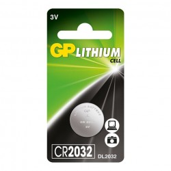 GP CR2032 Lithium Battery