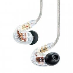Shure SE535-CL In Ear Monitors