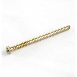 Nickel Soapbar Pickup Mounting Screw