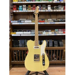 Reverend Greg Koch Gristlemaster Powder Yellow