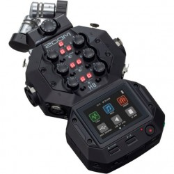 Zoom H8 Portable Recorder