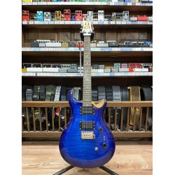 PRS SE Custom 24 35th Anniversary Faded Blue Burst
