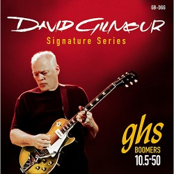 GHS David Gilmour Signature Guitar Boomers