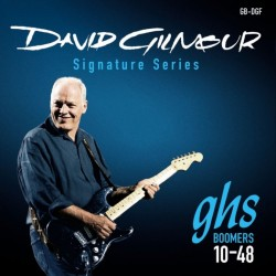 GHS David Gilmour Signature Guitar Boomers .010-.048