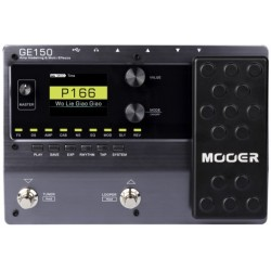 Mooer GE150 Amp Modeling & Multi Effects