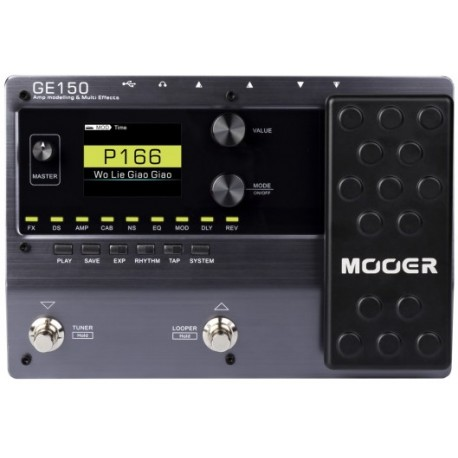 Mooer GE150 Amp Modeling & Multi Effects