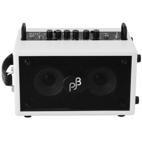 Phil Jones Bass BG-75 Double Four Bass Combo 70 Watt White
