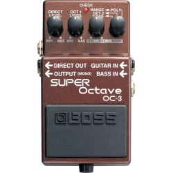 Boss OC-3 Super Octave USED