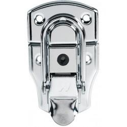 Rockgear Wood Case Lock - Silver