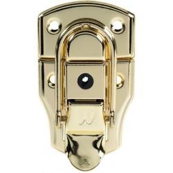 Rockgear Wood Case Lock - Gold