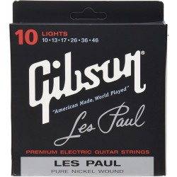 Gibson Les Paul Strings Light Gauge 10-46