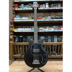 Gibson Les Paul Junior Tribute DC Bass Worn Ebony