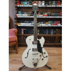 Guild Starfire I SC Semi-Hollow Snowcrest White
