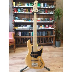 Xotic XJ-1T 5-String Bass Natural 2017