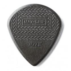 Dunlop Max-Grip Jazz III Carbon Fiber