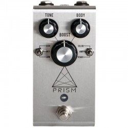 Jackson Audio Prism Preamp/Boost Silver
