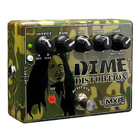 MXR DD11 Dime Distortion