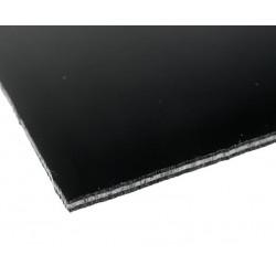 Göldo Music Pickguard Blank 3-ply Black