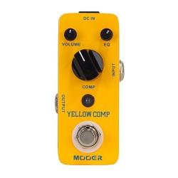 Mooer Yellow Comp Compressor Pedal