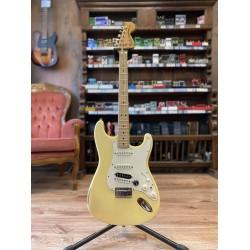 Fender Stratocaster Hardtail 1974 Olympic White
