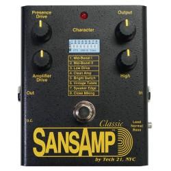 Tech 21 Sansamp Classic