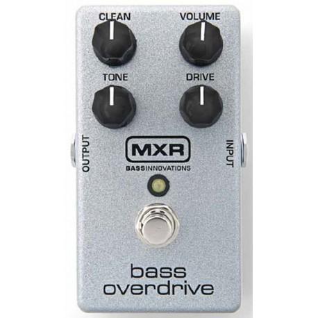 MXR M89 Bass Overdrive