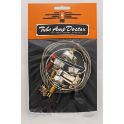 TAD Wiring Kit for LP-Style Guitars Long Shaft