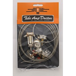 TAD Wiring Kit for LP-Style Guitars Short Shaft