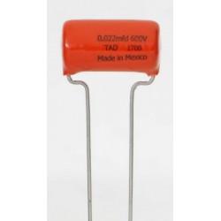 Sprague .022 MFD Orange Drop Capacitors
