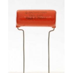 TAD Sprague Orange Drop Capacitors 0,047uF