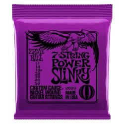 Ernie Ball 7-String Power Slinky