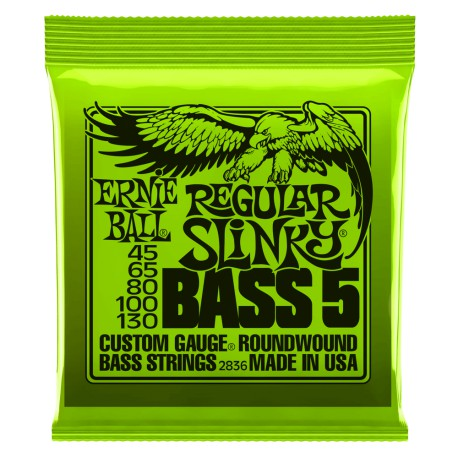 Ernie Ball 5-String Regular Bass