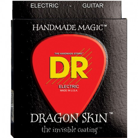 DR Strings Dragon Skin DSE9 Lite