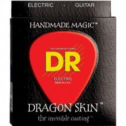 DR Strings Dragon Skin DSE10 Medium
