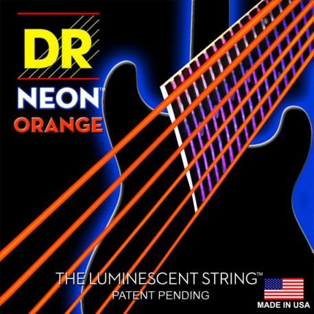 DR Strings NOE7-10 7 String Medium